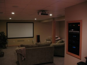 Home Theater Setup | Home Theater Furniture | Home Theater